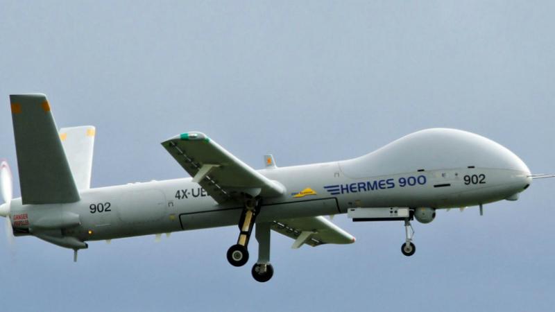 Հայկական Զինված ուժերի կողմից խոցվել է «Elbit Hermes 900» ԱԹՍ, ոչ թե քաղաքացիական ինքնաթիռ. հերքում