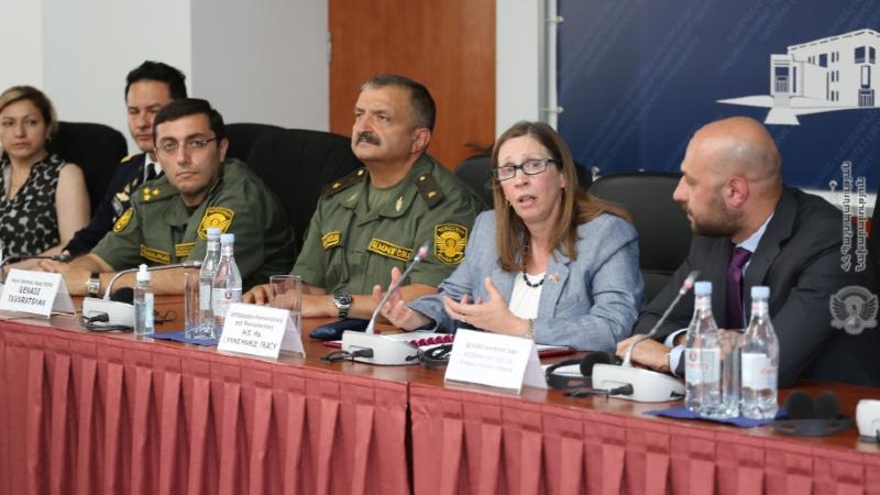 ՀՀ-ում ԱՄՆ դեսպանը խոսել է հայ-ամերիկյան համագործակցության և տարածաշրջանային զարգացման ուղղությունների մասին