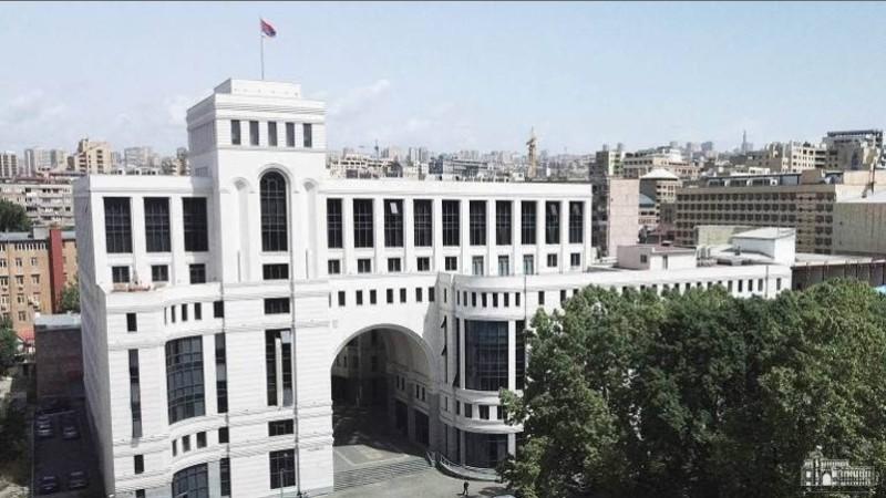 Նման «ցուցադրության» կազմակերպմամբ Ադրբեջանը վերջնականապես ամրագրում է իր դիրքը որպես այլատյացության համաշխարհային կենտրոն․ ՀՀ ԱԳՆ