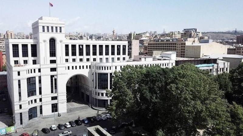ՀՀ ԱԳՆ Հայ -իրանական երկկողմ հարաբերությունների մասին համառոտ տեղեկանք է ներկայացրել