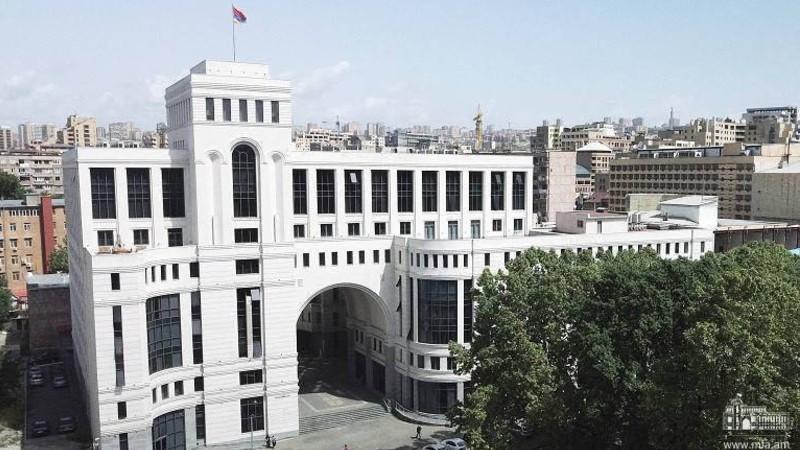 Հանցագործությունը պետք է հետաքննվի, իսկ մեղավորները՝ ենթարկվեն պատասխանատվության. ՀՀ ԱԳՆ-ն՝ Մարտակերտում ադրբեջանցի դիպուկահարի կողմից քաղաքացու սպանության մասին