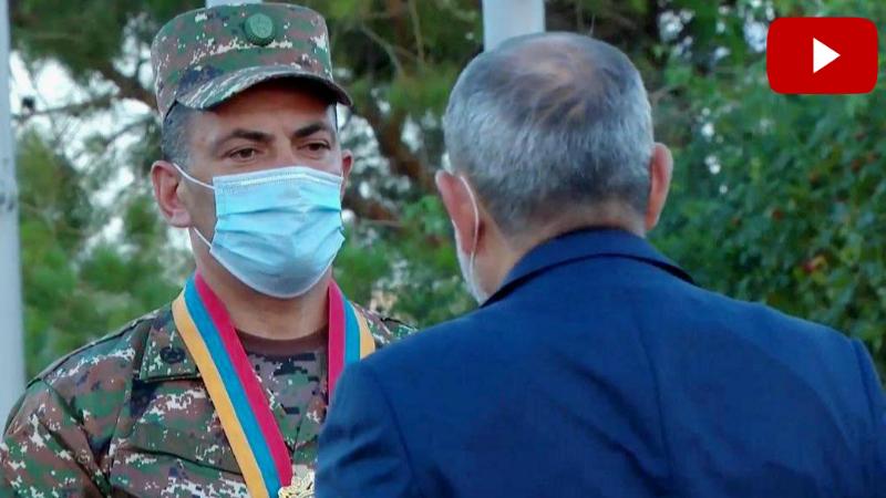 Պատմության մեջ առաջին անգամն է, երբ Հայաստանի ազգային հերոս զինվորականն իր շքանշանը ստանալու է անձամբ. Նիկոլ Փաշինյան (տեսանյութ)