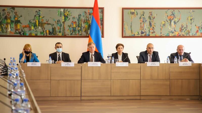 Համատեղ կոմիտեի նիստը քննարկել է ՀՀ-ԵՄ Մուտքի արտոնագրերի դյուրացման համաձայնագրի կիրարկմանը վերաբերող հիմնախնդիրներ