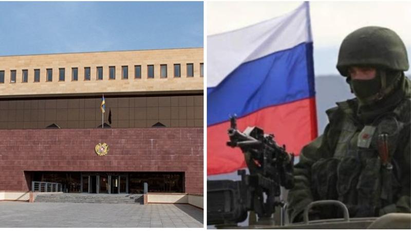 ՀՀ ՊՆ-ն՝ Ոսկեպարի տարածքում ռուս սահմանապահներ տեղակայման և շինաշխատանքներն իրականացման մասին