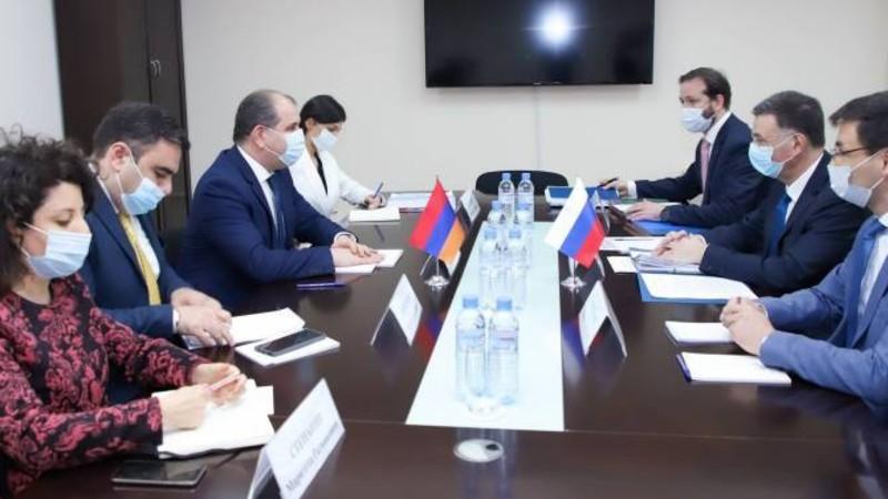 ՀՀ և ՌԴ ԱԳՆ-ների միջև կայացել են քաղաքական խորհրդակցություններ