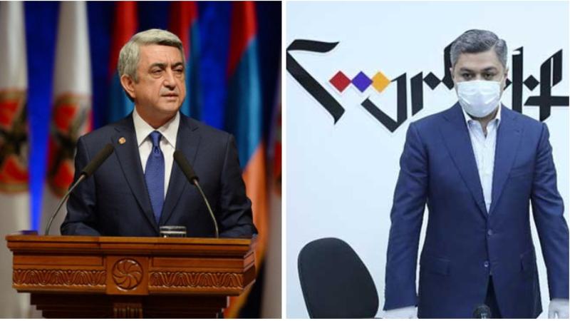 ՀՀԿ-ն «Հայրենիք» կուսակցության հետ դաշինքով կմասնակցի ԱԺ արտահերթ ընտրություններին