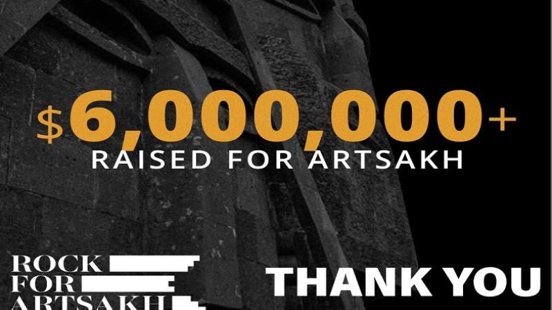 Դուք արեցիք անհավանականը. ավելի քան 6 մլն դոլար՝ ArmeniaFund-ին. հիմնադրամը շնորհակալություն է հայտնել