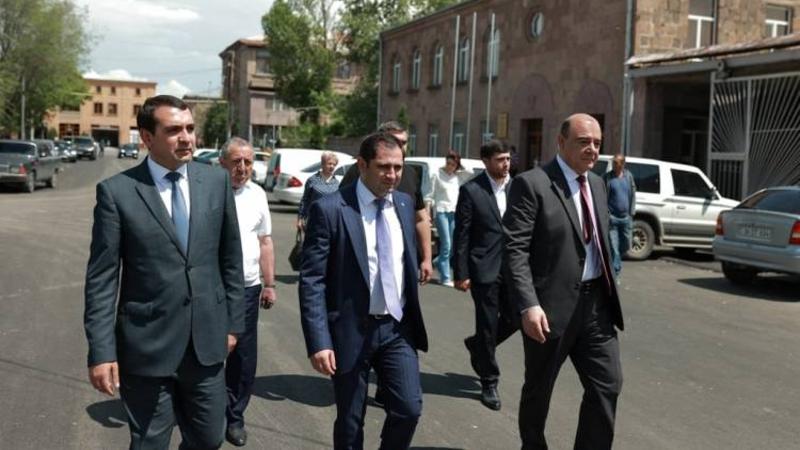 Ովքեր են Գյումրիի քաղաքապետի թեկնածուները. «Հրապարակ»