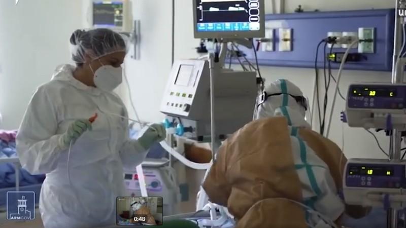 Գրեթե 3 ամիս մահ չենք ունեցել բայց ցավոք հիմա օրական մահերի քանակը զգալիորեն աճել է․Կարեն Պողոսյան (տեսանյութ)