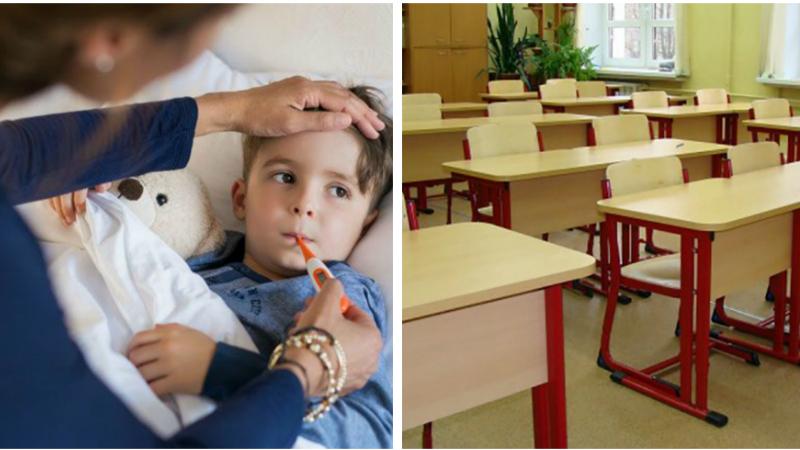 Սուր շնչառական վարակներով պայմանավորված 278 երեխայի չի թույլատրվել մասնակցելու դասապրոցեսներին