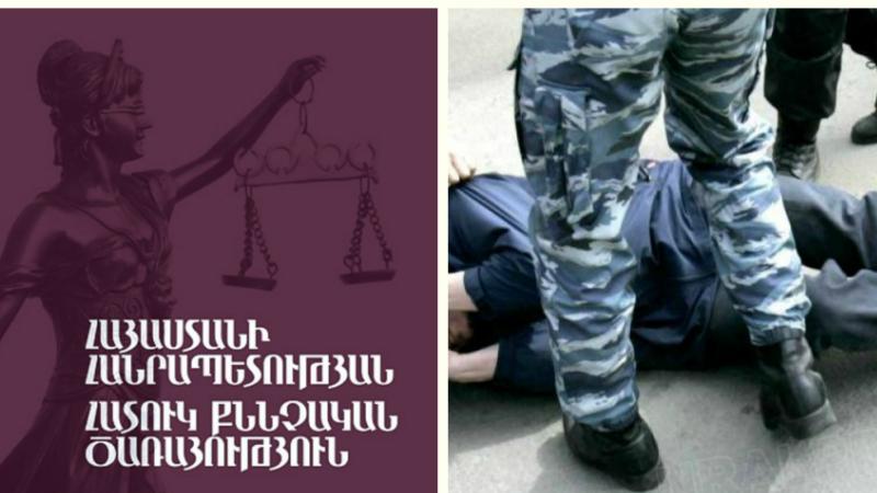 Ոստիկանության Արաբկիրի բաժնի ՔՀԲ նախկին պետին մեղադրանք է առաջադրվել․ ՀՔԾ