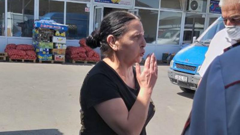 Արմավիրի մարզի «Մեյմանդար» կոչվող շուկայում վաճառողները չեն կրում դիմակներ. ՍԱՏՄ