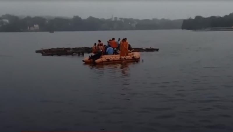 Հնդկաստանում զբոսաշրջիկների տեղափոխող նավ է խորտակվել. կա 12 զոհ