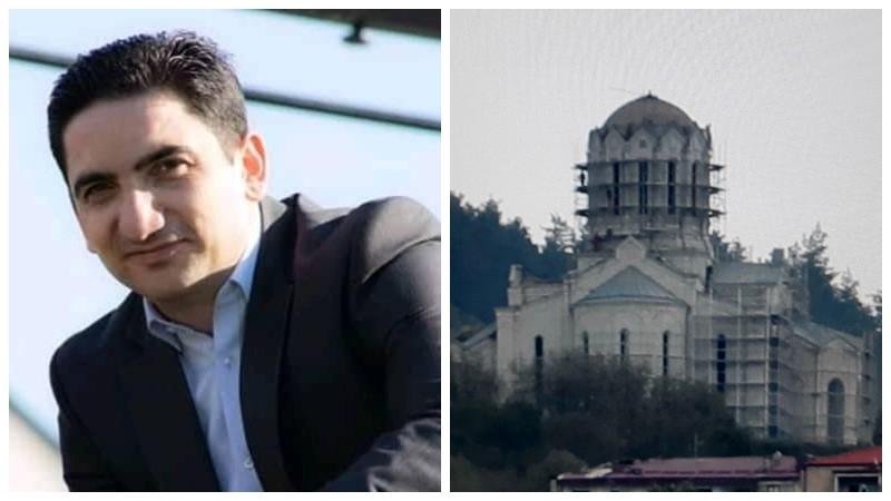 Շուշիի հայ քրիստոնեական Սուրբ Ամենափրկիչ Ղազանչեցոց մայր տաճարը կվերածվի մզկիթի. Նաիրի Հոխիկյան