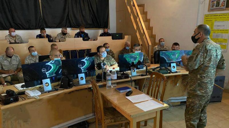 Մեկնարկել են հայ-ռուսական միավորված ՀՕՊ համակարգի վարժանքները․ կմշակվեն ԱԹՍ-ի դեմ պայքարի նոր ձևեր