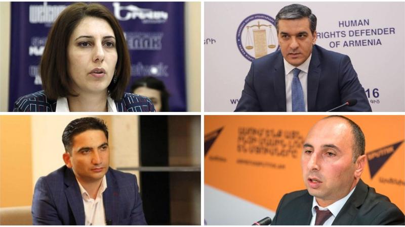 Ադրբեջանը իմ, Արման Թաթոյանի, Կարեն Հովհաննիսյանի և Նաիրի Հոխիկյան դեմ քրեական գործ է հարուցել․ Սոֆյա Հովսեփյան