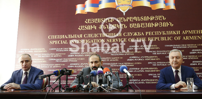 Եթե ասում ենք՝ Հայաստանից պետք է արմատախիլ արվի կոռուպցիան, նկատի չունենք, որ որոշ տեղերում կոռուպցիա կարող է գոյություն ունենալ․ վարչապետ