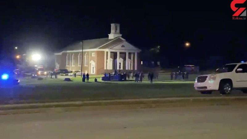 ԱՄՆ Հյուսիսային Կարոլինա նահանգի եկեղեցում կրակոցների արդյունքում մեկ մարդ է մահացել