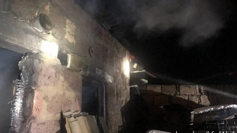 Հրդեհ Հերհեր գյուղում. հացատուն է այրվել