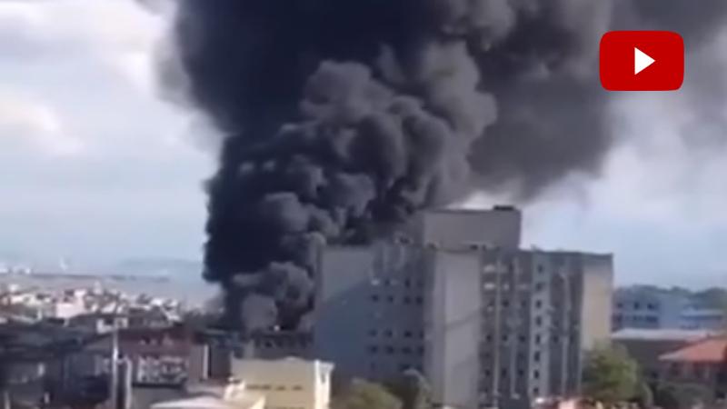 Ստամբուլի համալսարանի բժշկական ֆակուլտետի հիվանդանոցում հրդեհ է բռնկվել (տեսանյութ)