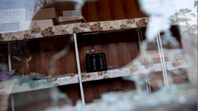 ԱՀ Մարտունու շրջանի Կարմիր Շուկա համայնքի՝ հոկտեմբերի 15-ի լույս 16-ի գիշերվա հրետակոծության հետևանքները․ (լուսանկարներ)