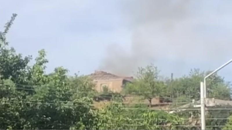 Ադրբեջանական հրետանին այսպես էր խփում մեր գյուղերին հուլիսի 13-14-ին․ Արծրուն Հովհաննիսյան  (տեսանյութ)