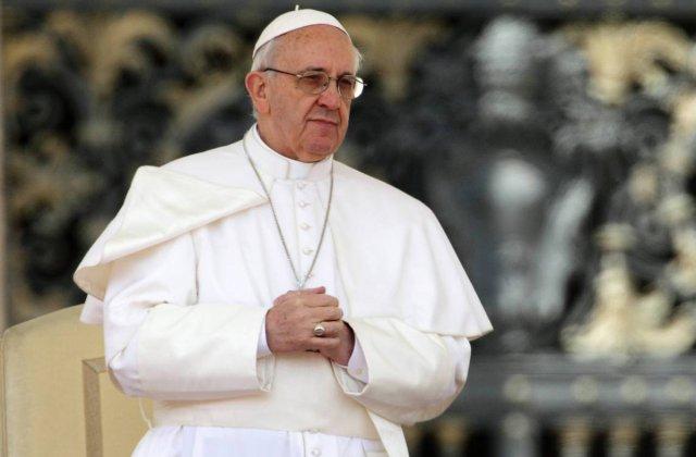 Հռոմի պապ Ֆրանցիսկոսը կոչ է արել միավորել ջանքերը Սիրիայում խաղաղության հասնելու համար