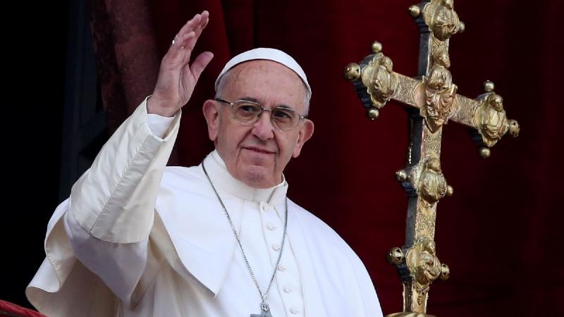 Ցանկանում եմ աղոթել այն մարդկանց համար, ովքեր անարդարացիորեն պահվում են օտար երկրներում․ Հռոմի պապ