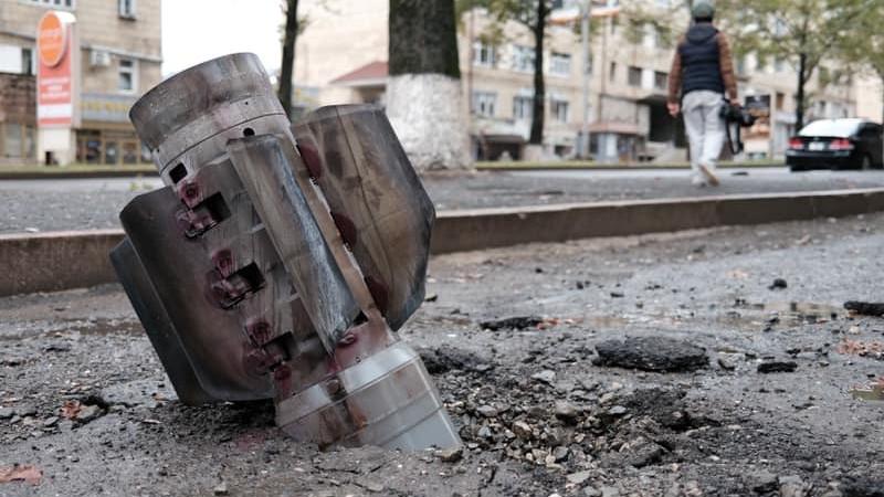 Ադրբեջանական հրթիռակոծության հետևանքով Ավետարանոց գյուղում զոհվել է 1 և վիրավորվել 2 քաղաքացիական անձ. Արցախի ՄԻՊ