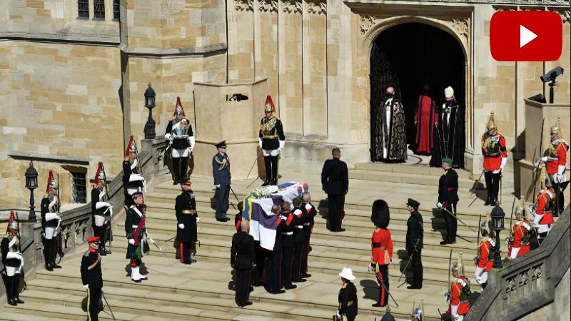 Մեծ Բրիտանիայում սկսվել է արքայազն Ֆիլիպի հուղարկավորության արարողությունը (լուսանկարներ, ուղիղ միացում)