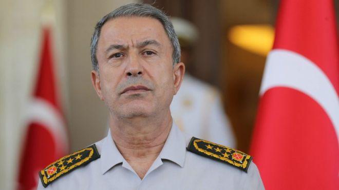 Թուրք զինվորականները կգործեն Ադրբեջանում մշտադիտարկման կենտրոնում. Թուրքիայի պաշտպանության նախարար