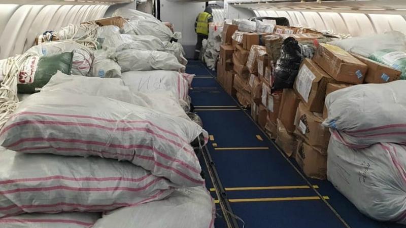 Մոսկվայից Երևան մարդասիրական բեռի նոր խմբաքանակն ուղարկվել․ ՌԴ-ում ՀՀ դեսպանություն