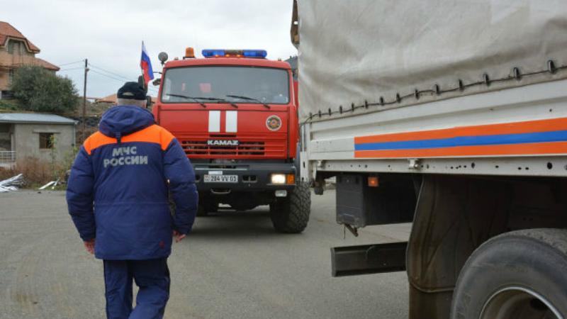 Դեկտեմբերի 11-14-ը Ռուսաստանի ԱԻՆ-ը Արցախ կուղարկի 1200 տոննա հումանիտար օգնություն