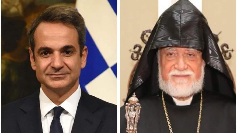 Հունաստանի վարչապետը նամակ է հղել Արամ Ա-ին