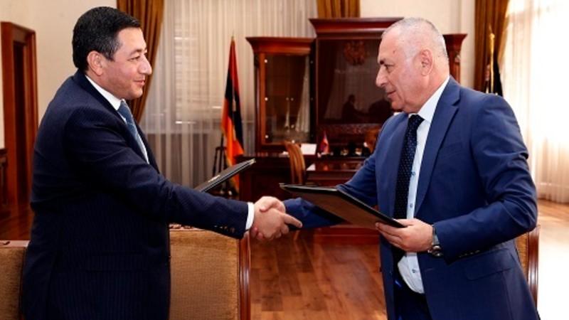 ԱԻՆ-ը և Ճարտարապետության և շինարարության Հայաստանի ազգային համալսարանը համագործակցության հուշագիր են ստորագրել