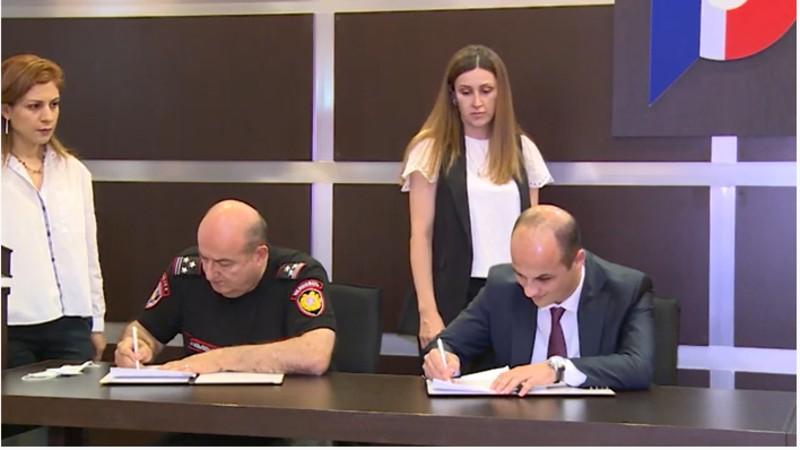 ՊԵԿ-ում ստորագրվել է փոխըմբռնման հուշագիր՝ Բեռնարկղերի վերահսկողության ծրագրի շրջանակում (տեսանյութ)