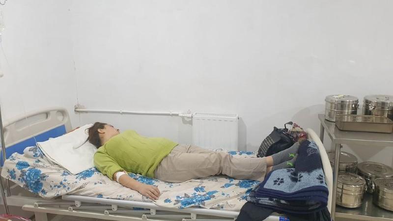 Ստեփանակերտի մոր և մանկան առողջության պահպանման կենտրոնում ստացիոնար բուժում է ստանում 28 շաբաթական հղի կինը․ ԱՀ ԱԻՊԾ