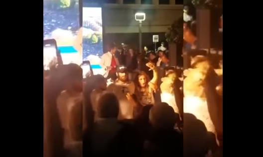 Ամերիկահայ հանդիսատեսը բոյկոտել է Ձախ Հարութի համերգը (տեսանյութ)