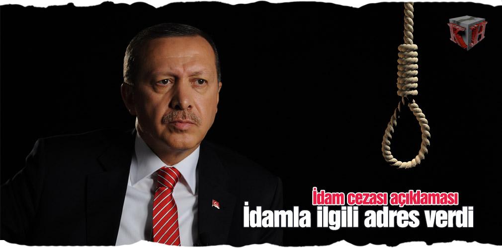 Էրդողանն ակնարկել է, որ Թուրքիայում մահապատիժը կամաց-կամաց կվերականգնվի