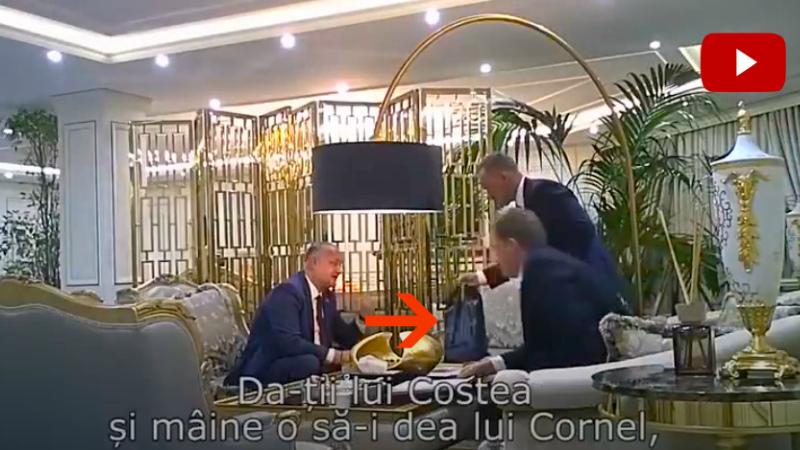 Մոլդովայի նախագահը կասկածվում է կաշառք վերցնելու մեջ. աղմկահարույց տեսանյութ է հրապարակվել (տեսանյութ)