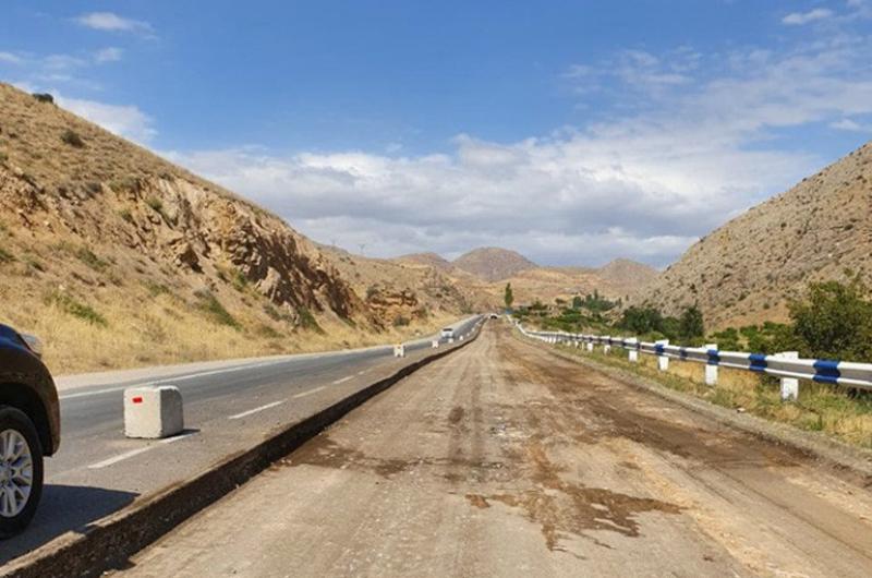 Մ2 Երևան-Երասխ-Գորիս-Մեղրի-հայ-իրանական սահման ավտոճանապարհի հիմնանորոգվող հատվածը միակողմանի փակ կլինի