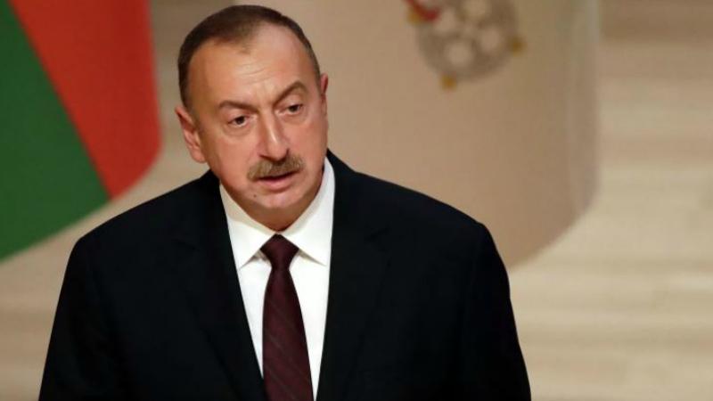 Ալիևը բարձրաձայնել է Հայաստանի տարածքների նկատմամբ իր նկրտումների մասին