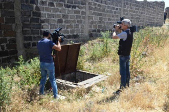 Մայակովսկի գյուղում ապօրինի ջրօգտագործման դեպք է հայտնաբերվել
