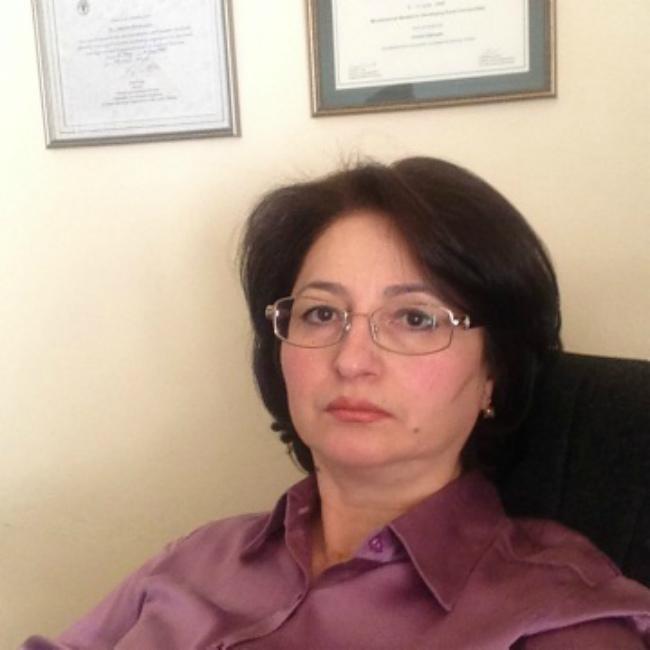 Ինեսսա Գաբայանը նշանակվել է Ջրային կոմիտեի նախագահ