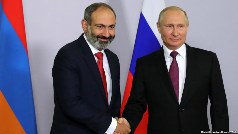 Հայ - ռուսական հարաբերությունները փայլուն են․Ն․ Փաշինյան