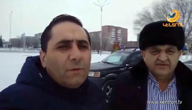 Գագիկ Ծառուկյանի հանձնարարությամբ՝ Արման Աբովյանը եղել է Կարագանդայում (տեսանյութ)