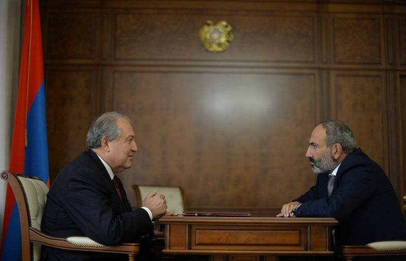 Նիկոլ Փաշինյանը նշանակվեց Հայաստանի վարչապետ