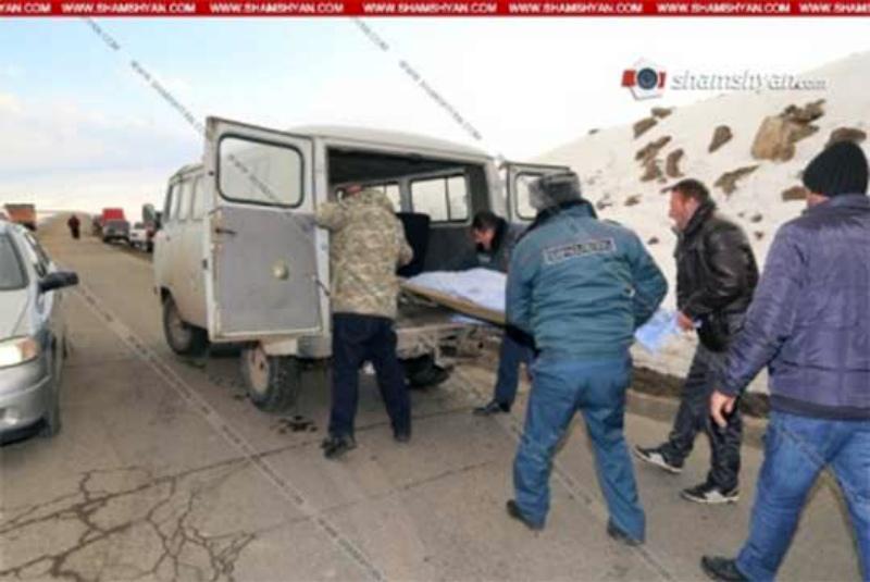 Պտղնիի ճանապարհին հայտնաբերվել է ՌԴ 62-ամյա քաղաքացու դի