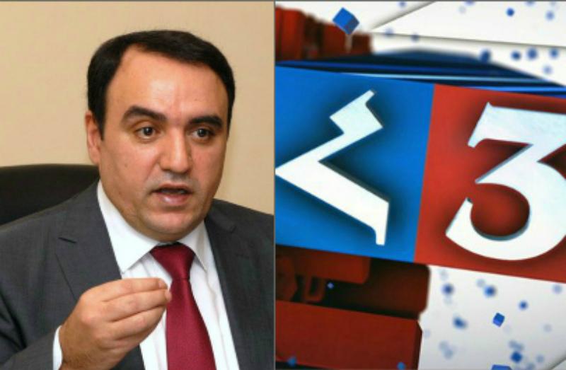 Արթուր Բաղդասարյանին պատկանող «Հ3» հեռուստաընկերությունը վաճառվել է. «Փաստ»