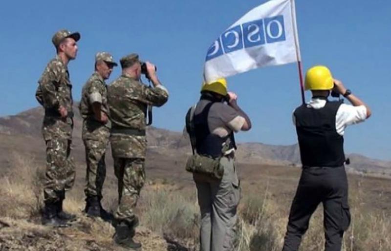 ԵԱՀԿ դիտարկում է անցկացրել Արցախի և Ադրբեջանի շփման գծում